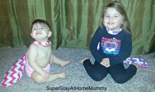 My SuperGirls!