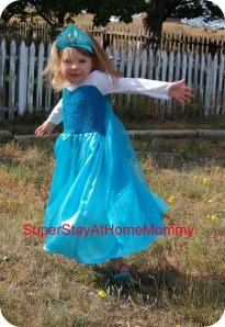 Elsa Dress 3